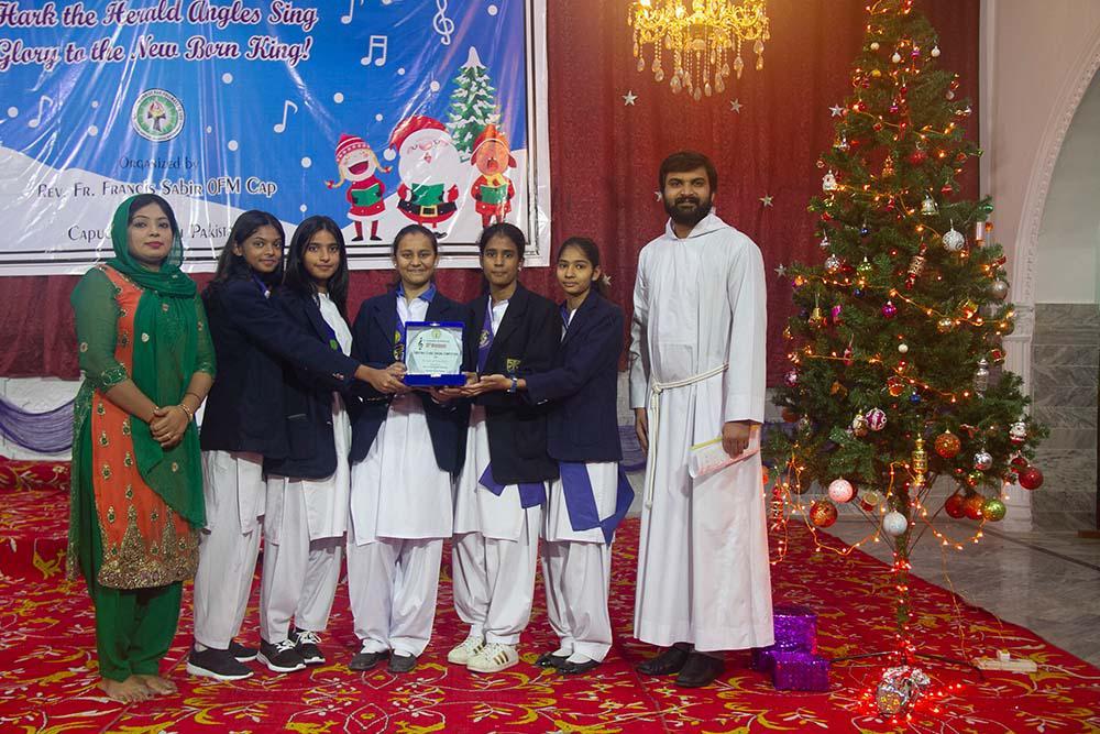 Christmas Carol Singing Competition 2019