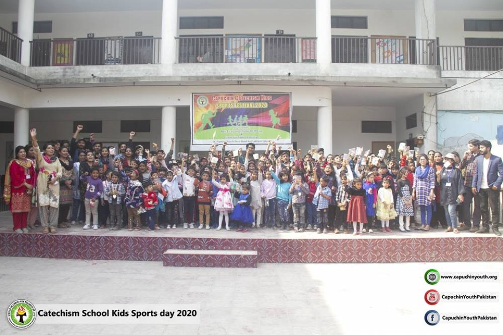 Capuchin Catechism Kids Sports Festival 2020