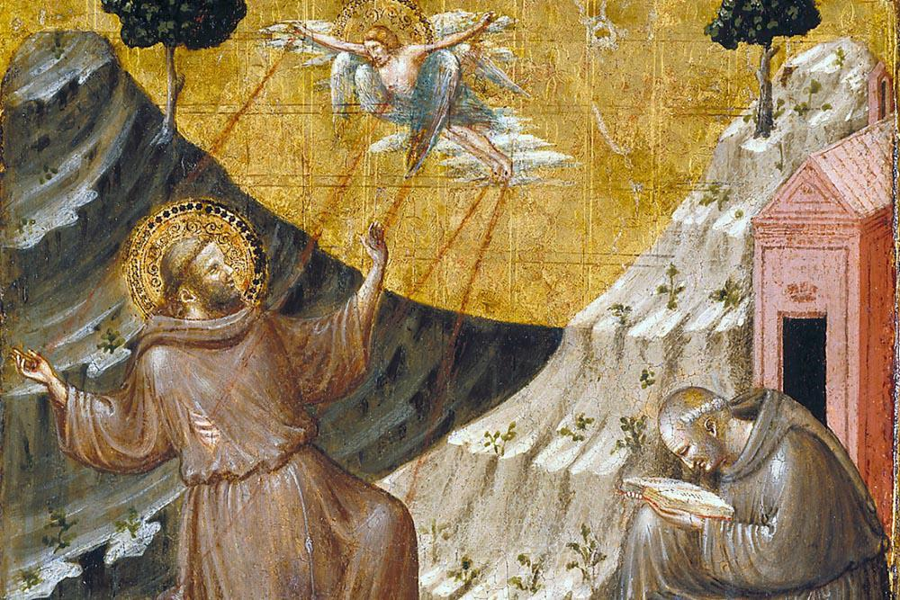Feast of Stigmata of St. Francis of Assisi
